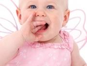 dientes de bebé