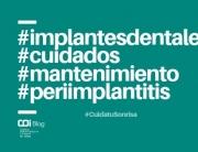 mantenimiento implantes dentales